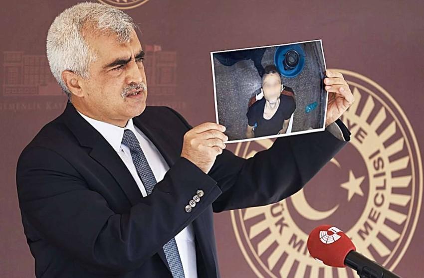 الضابط التركي المعذب