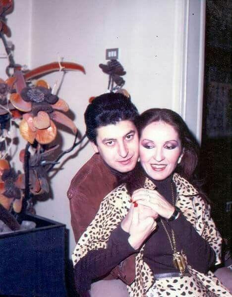 عمرو خورشيد وزوجته دينا
