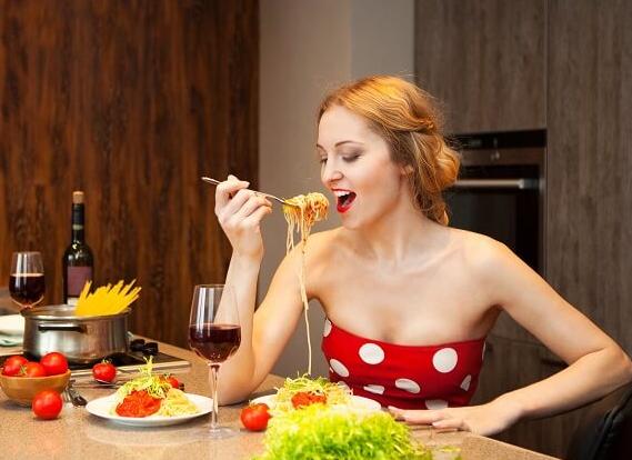 عشاء رومانسى