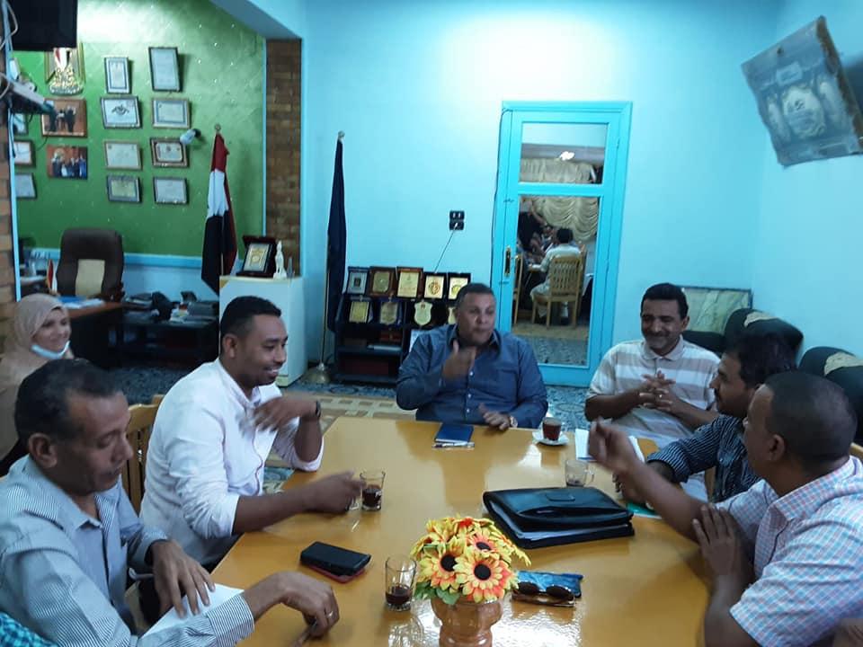 إستعدادت محافظة أسوان لإنتخابات مجلس النواب  (9)