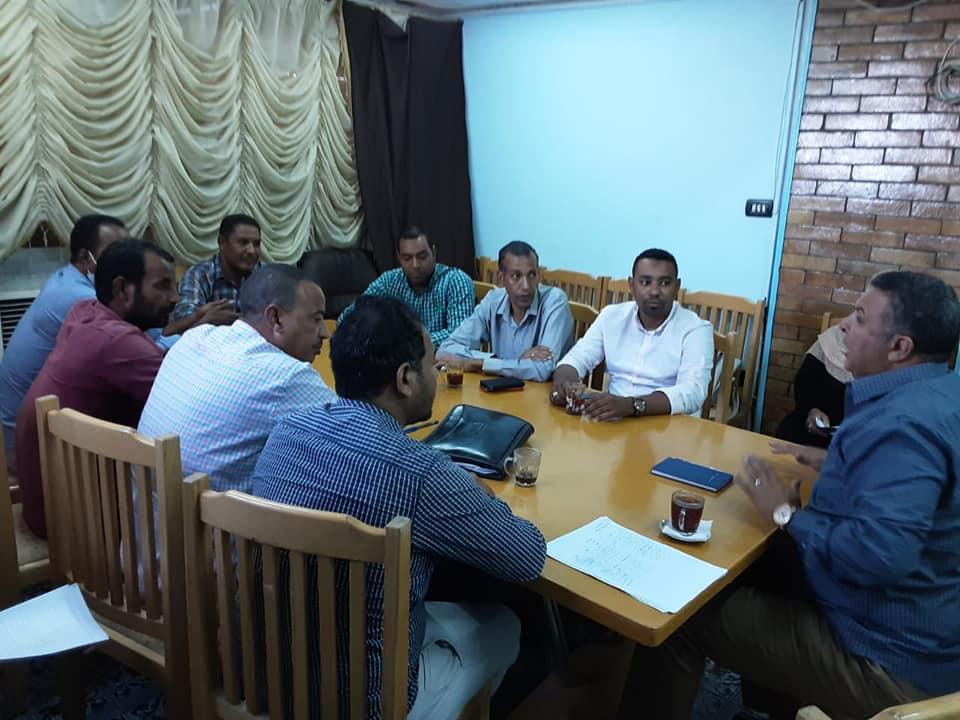 إستعدادت محافظة أسوان لإنتخابات مجلس النواب  (8)