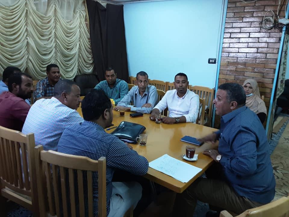 إستعدادت محافظة أسوان لإنتخابات مجلس النواب  (6)