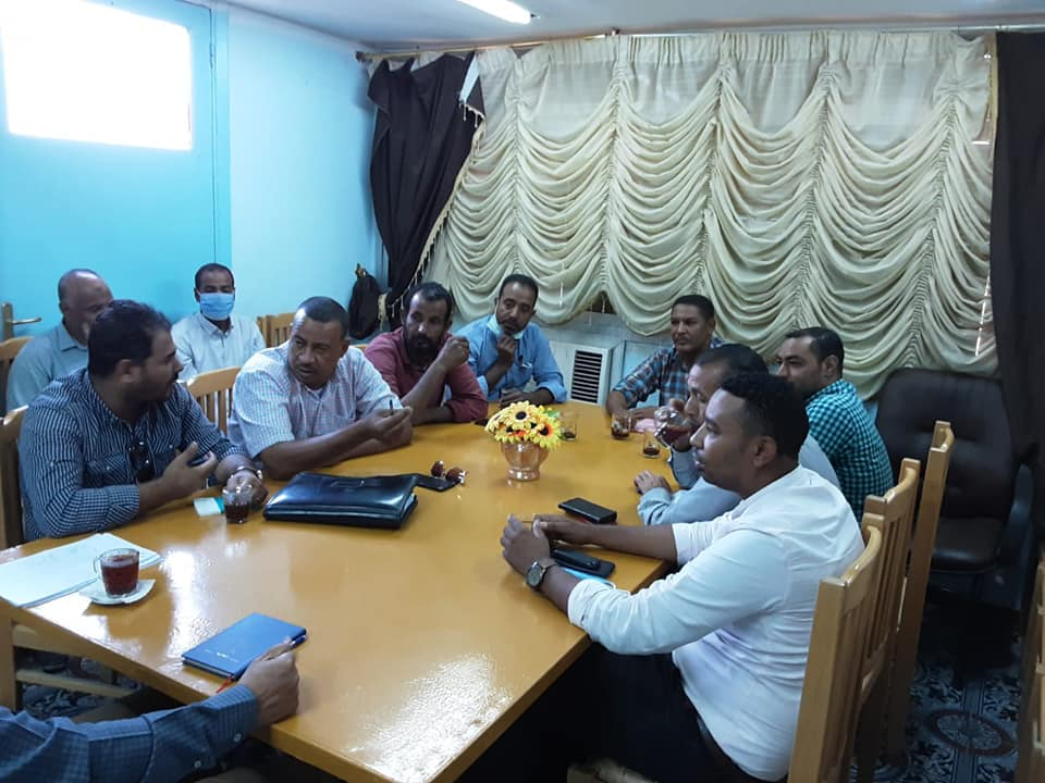 إستعدادت محافظة أسوان لإنتخابات مجلس النواب  (5)