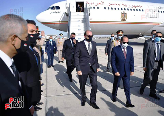الرئيس السيسى فى قبرص واليونان (14)