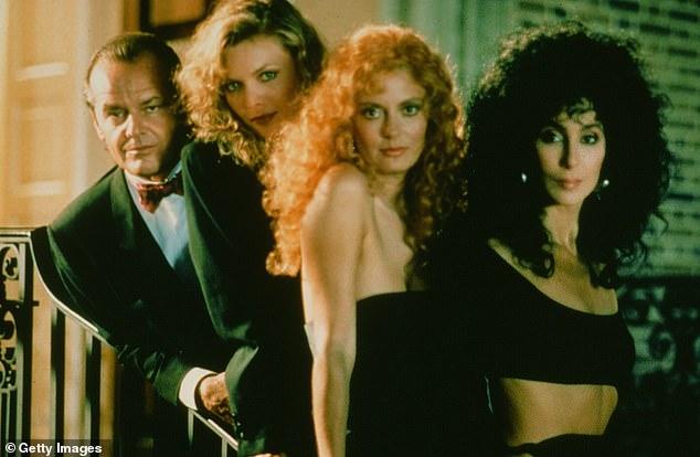 أبطال فيلم فيلم The Witches of Eastwick