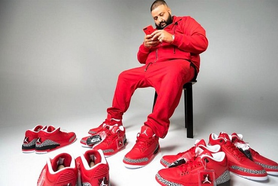 حذاء DJ Khaled