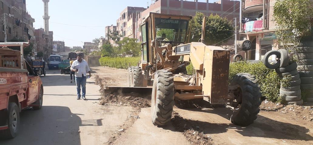 تمهيد شوارع اوسيم  (2)