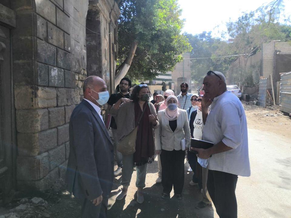 جولة على مسار آل البيت بالقاهرة  (8)