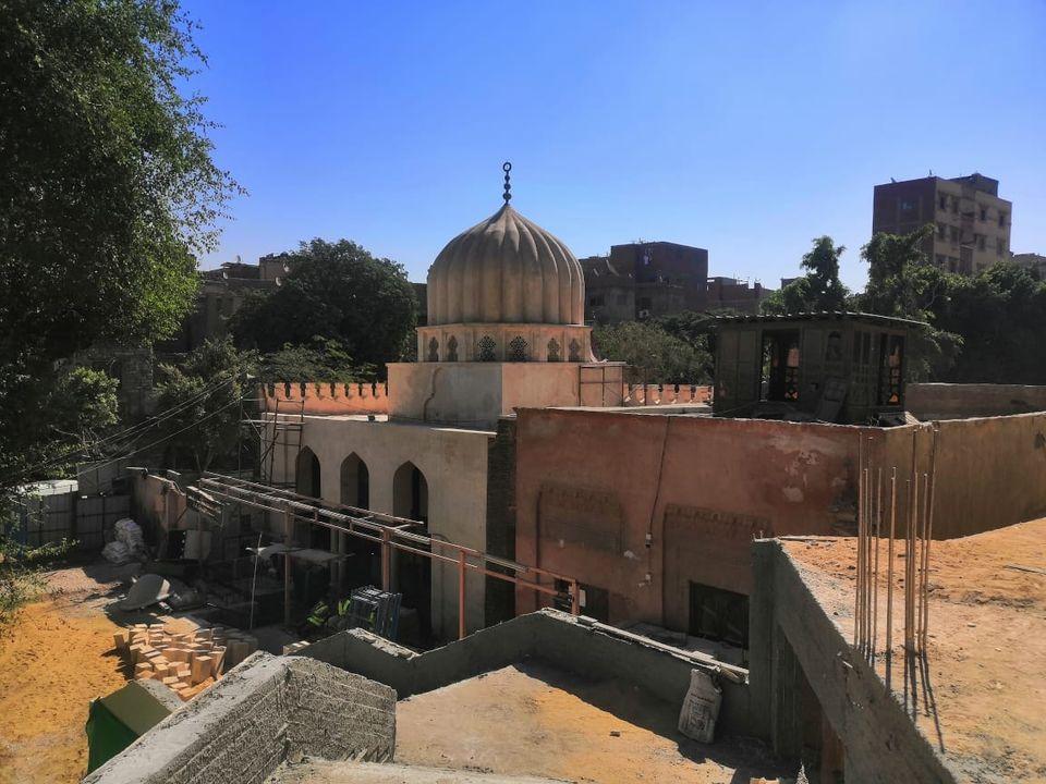 جولة على مسار آل البيت بالقاهرة  (4)