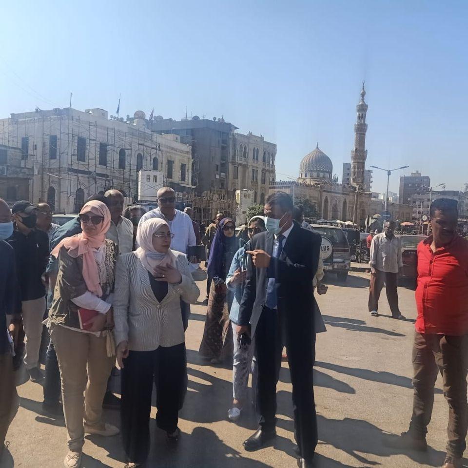جولة على مسار آل البيت بالقاهرة  (2)