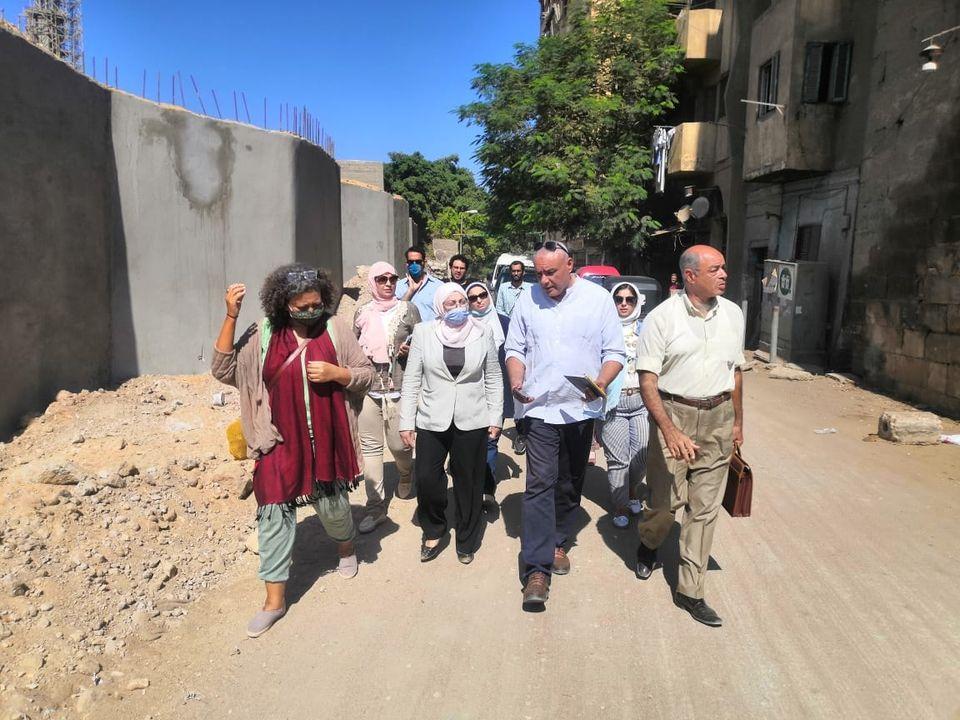 جولة على مسار آل البيت بالقاهرة  (7)