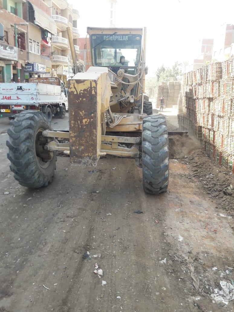 تمهيد شوارع اوسيم  (3)