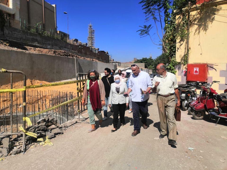 جولة على مسار آل البيت بالقاهرة  (5)