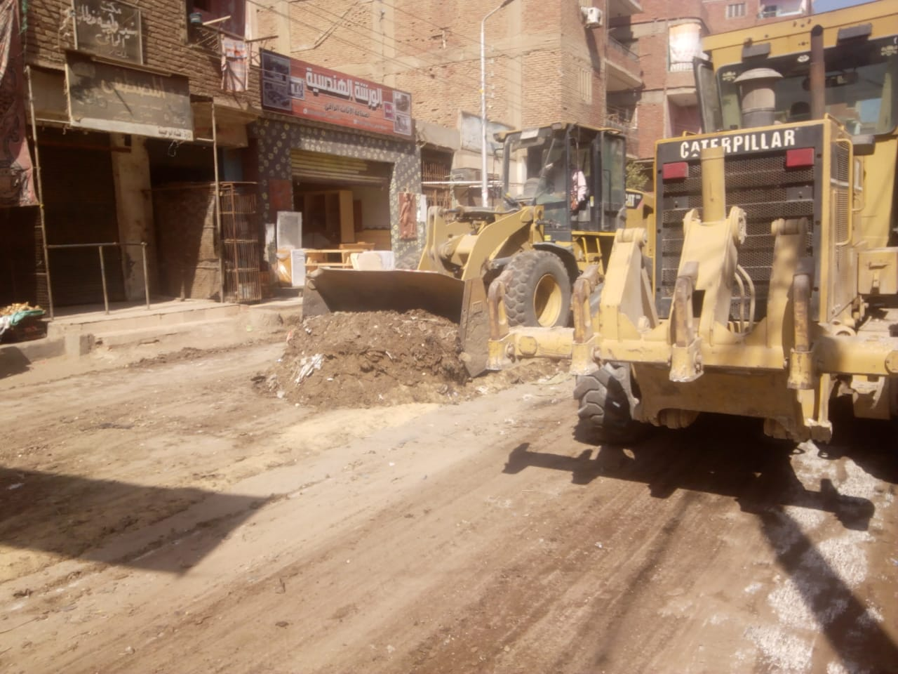 تمهيد شوارع اوسيم  (1)