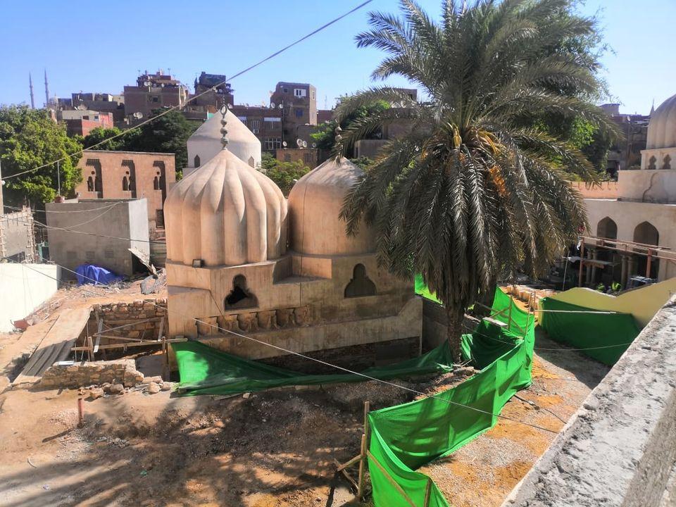 جولة على مسار آل البيت بالقاهرة  (3)