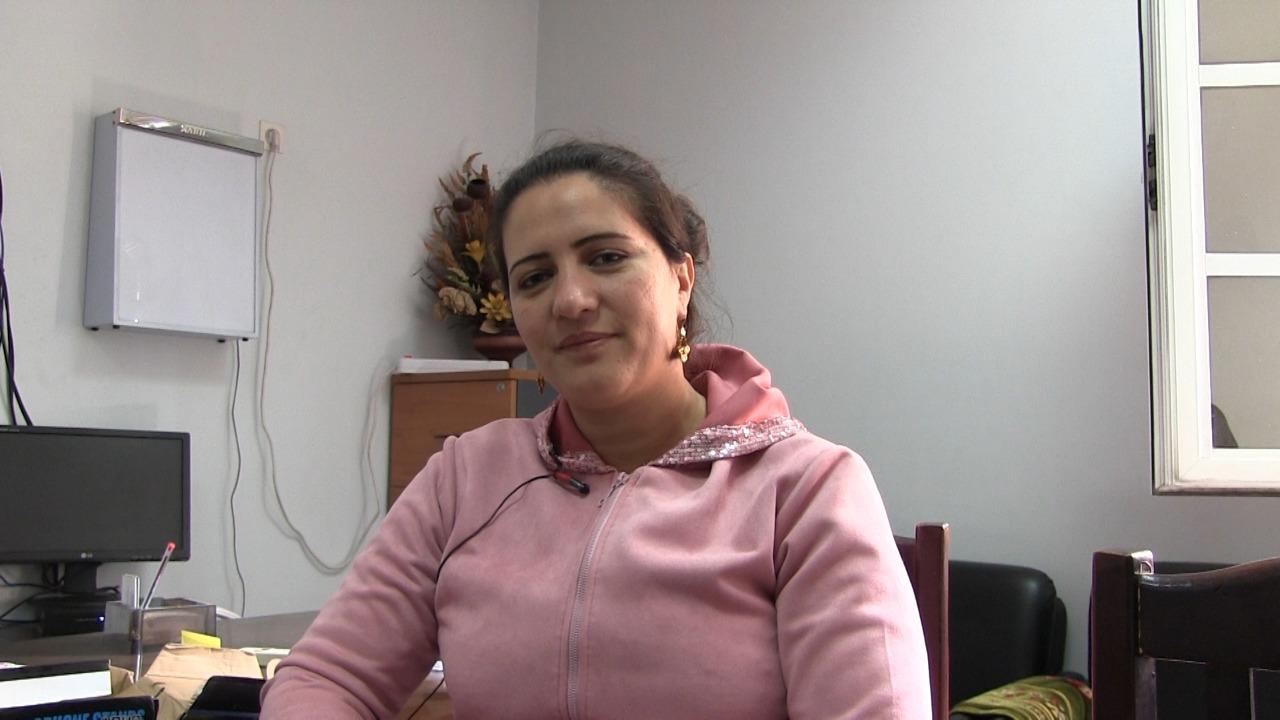 نادية ثابت