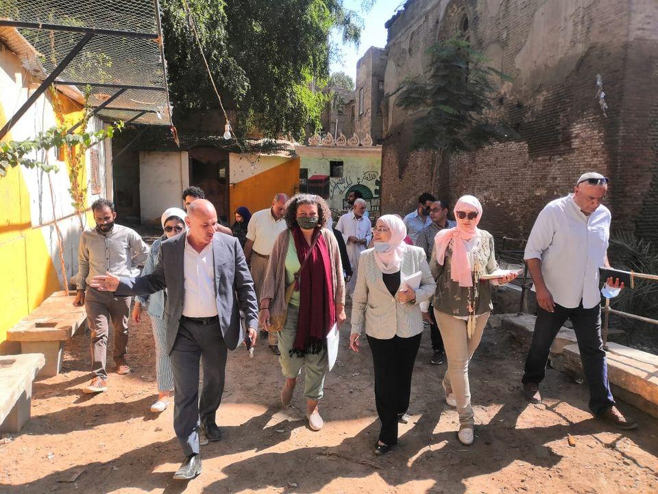 جولة على مسار آل البيت بالقاهرة  (1)