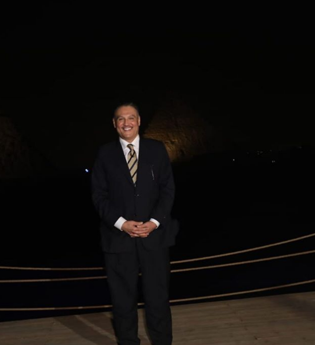 السفير السعودى لدى القاهرة