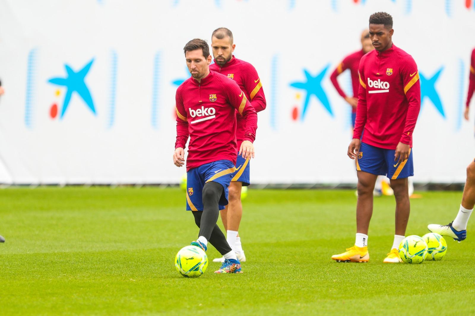 تدريبات برشلونة4