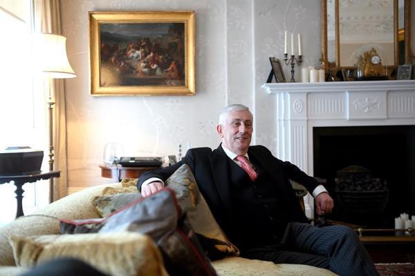 ليندسي هويل رئيس مجلس العموم البريطاني