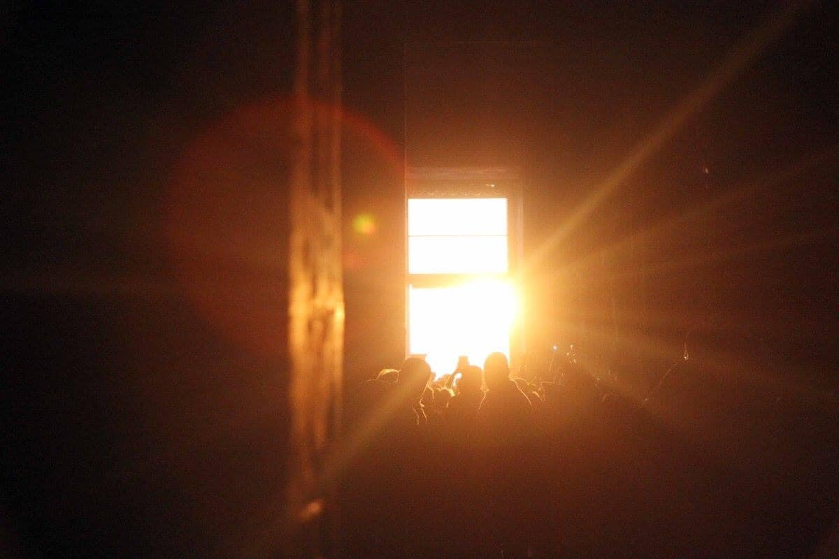 الشمس تتعامد على أبوسمبل