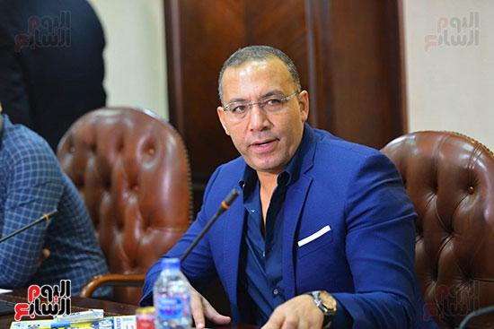 الكاتب الصحفى خالد صلاح (3)