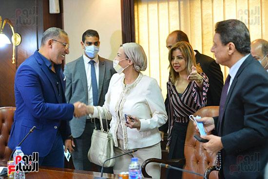 الكاتب الصحفى خالد صلاح (1)