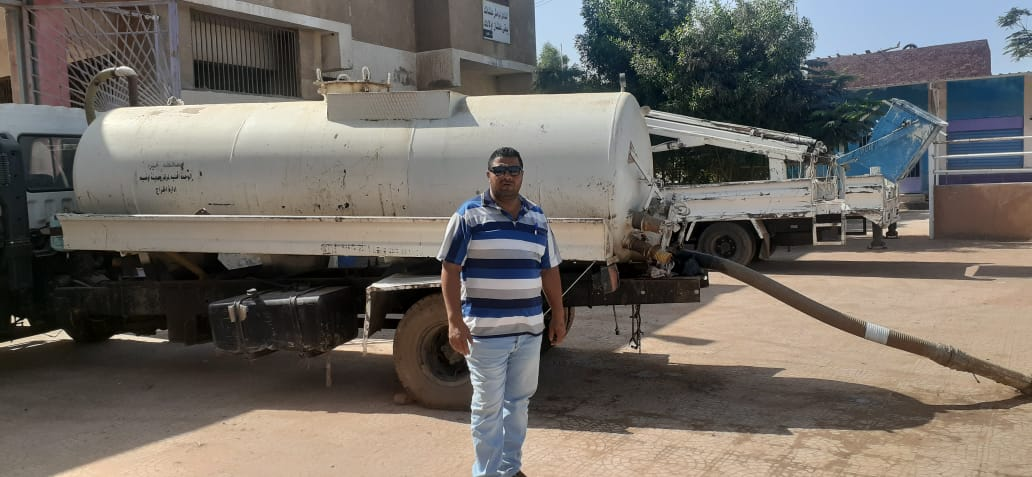 تجهيز أماكن الايواء بمركز ومدينة اوسيم  (3)