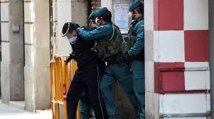 اعتقال داعشى فى اسبانيا