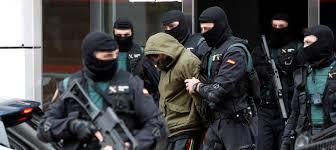 اعتقال الارهابين فى اسبانيا