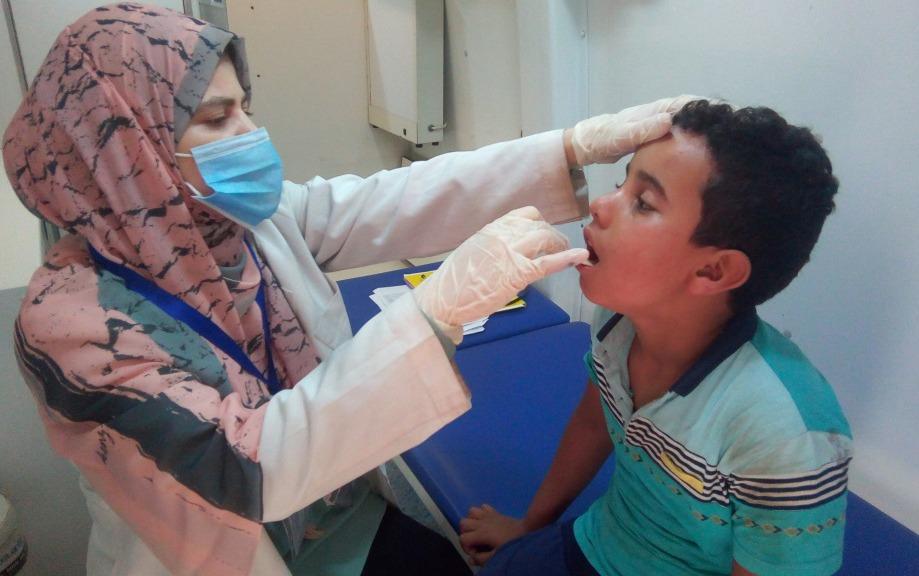 القوافل الطبية فى بنى سويف (9)