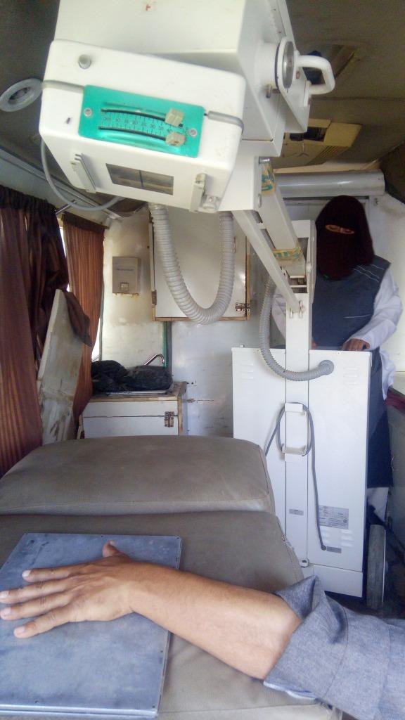 القوافل الطبية فى بنى سويف (8)