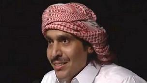 الشاعر القطرى المعتقل