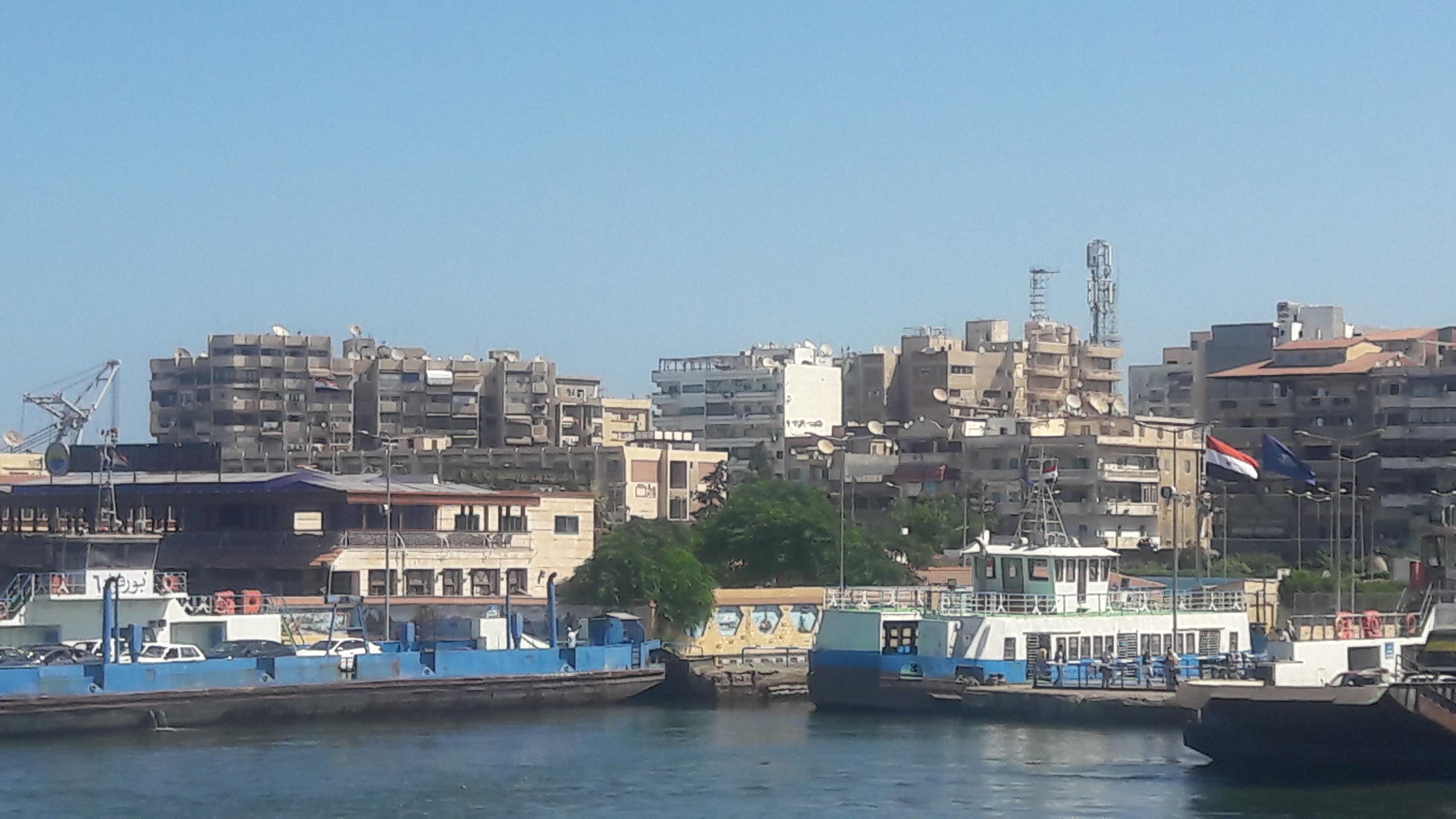 طقس معتدل دافئ على مدينتى بورسعيد وبورفؤاد  (5)