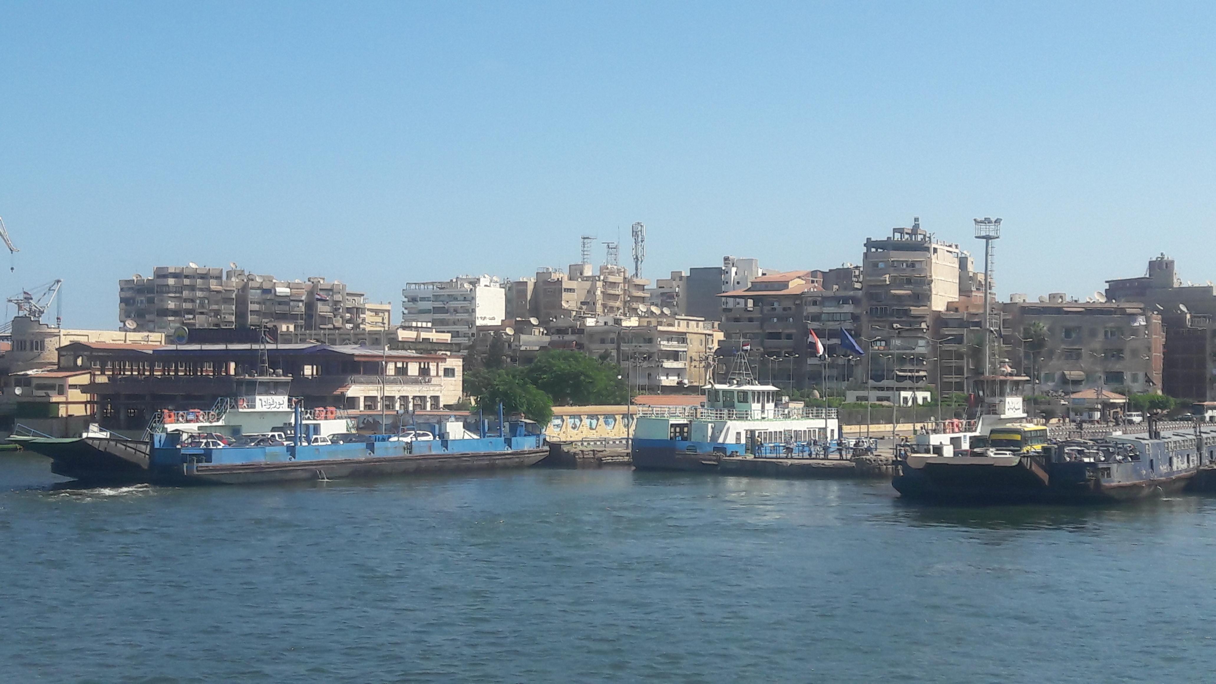 طقس معتدل دافئ على مدينتى بورسعيد وبورفؤاد  (3)