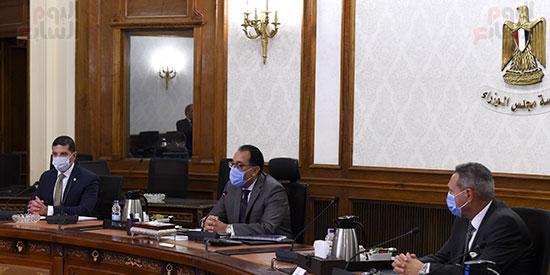 اجتماع مجلس إدارة الهيئة العامة للاستثمار والمناطق الحرة (2)