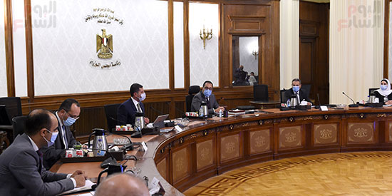 اجتماع مجلس إدارة الهيئة العامة للاستثمار والمناطق الحرة (8)