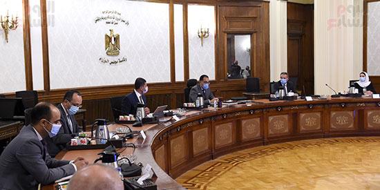 اجتماع مجلس إدارة الهيئة العامة للاستثمار والمناطق الحرة (7)