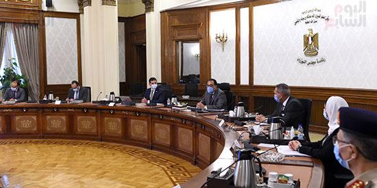 اجتماع مجلس إدارة الهيئة العامة للاستثمار والمناطق الحرة (1)