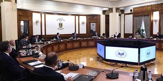 اجتماع مجلس إدارة الهيئة العامة للاستثمار والمناطق الحرة (4)
