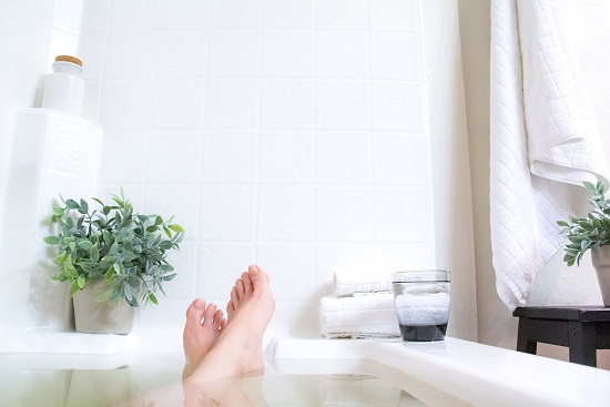 نصائح عند الاستحمام