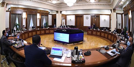 اجتماع مجلس إدارة الهيئة العامة للاستثمار والمناطق الحرة (6)
