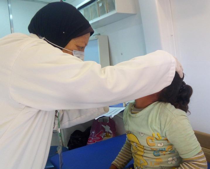 القوافل الطبية فى بنى سويف (3)