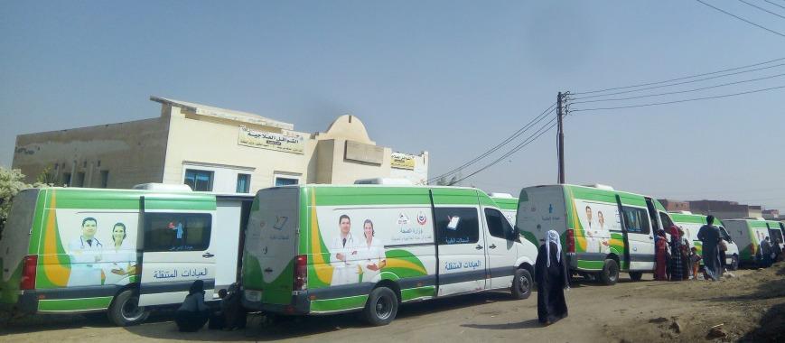القوافل الطبية فى بنى سويف (10)