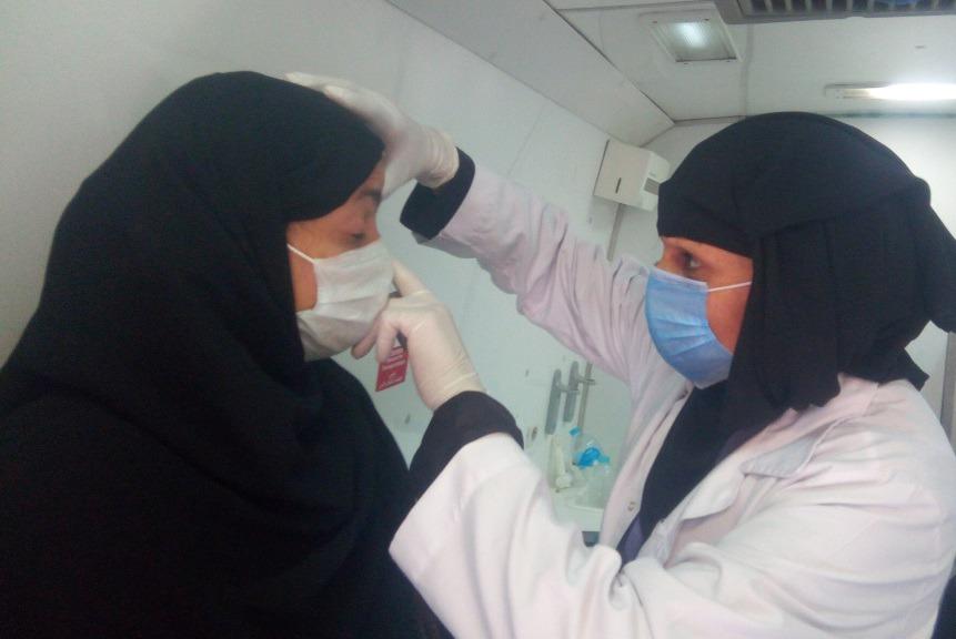 القوافل الطبية فى بنى سويف (5)
