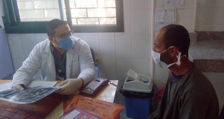 القوافل الطبية فى بنى سويف (6)