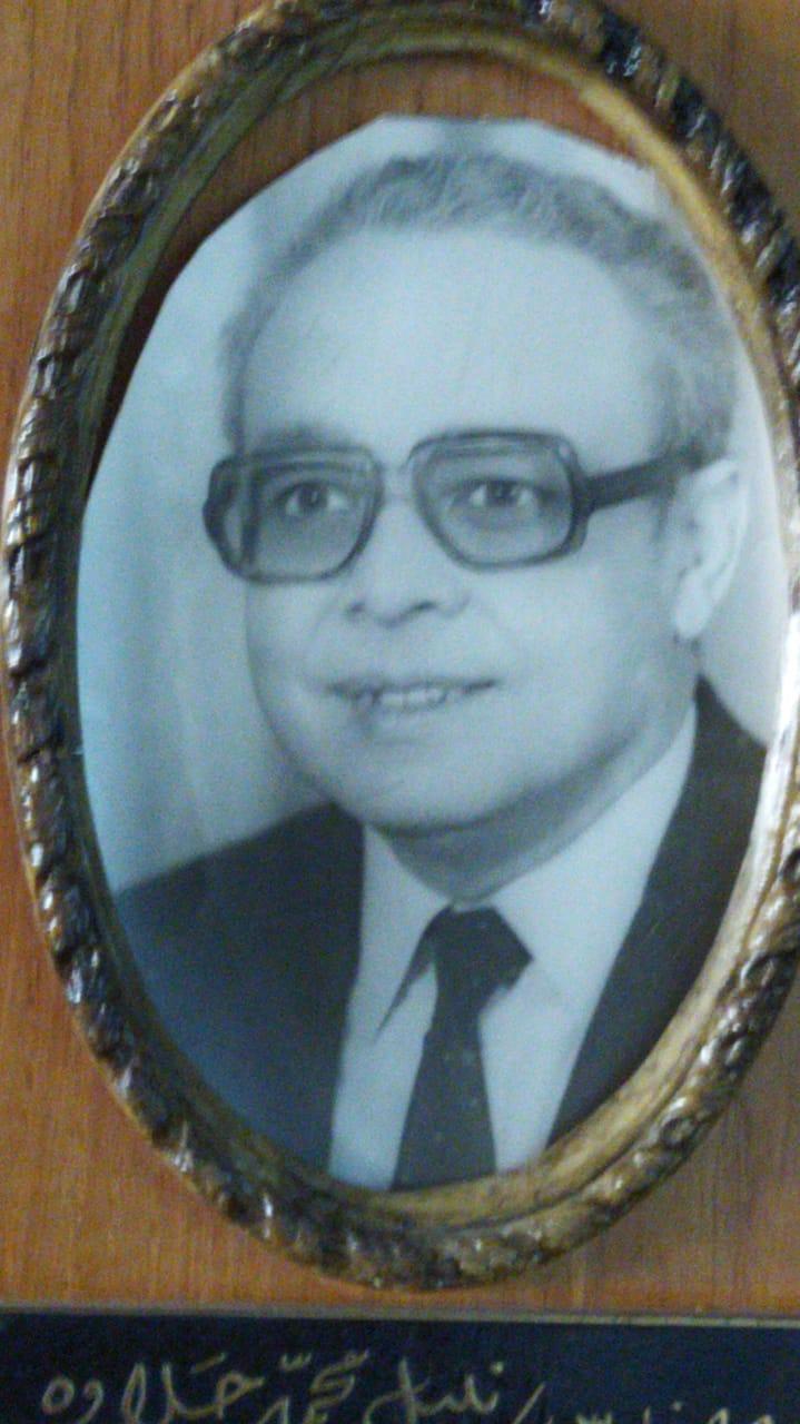 المهندس نبيل حلاوة محافظ كفر الشيخ الأسبق