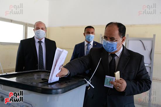 الدكتور محمد معيط وزير المالية (10)