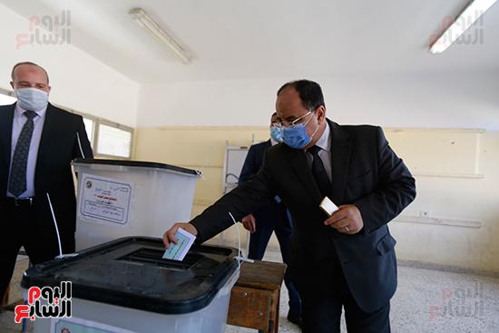 الدكتور محمد معيط وزير المالية (11)