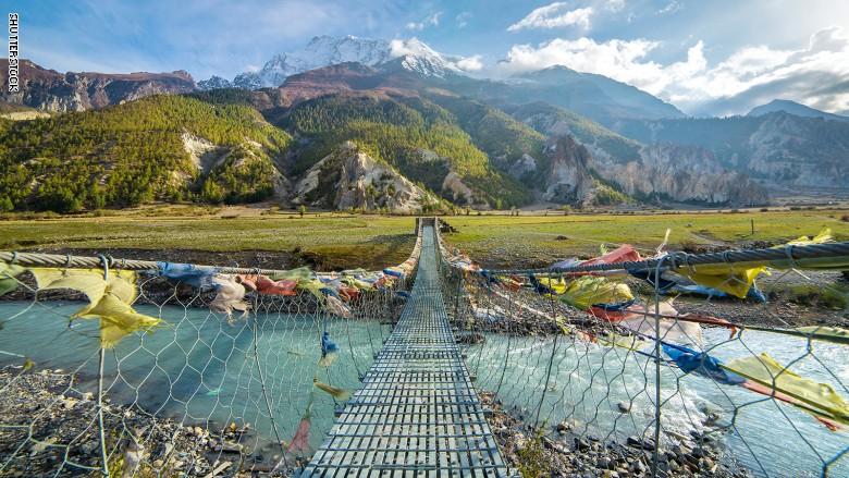 حلبة أنابورنا فى نيبال